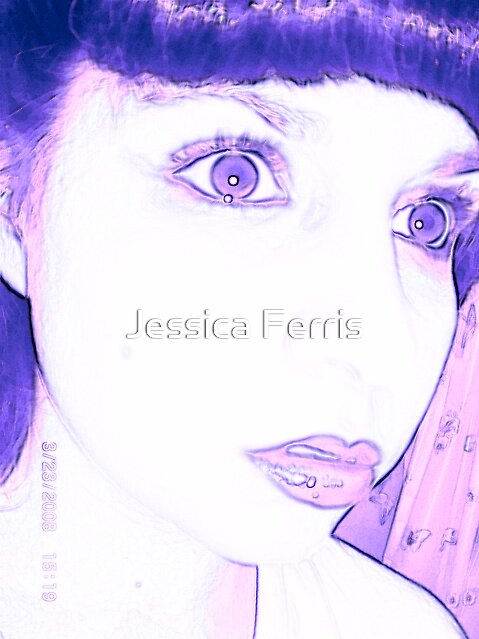 in the looking glass by Jessica Ferris