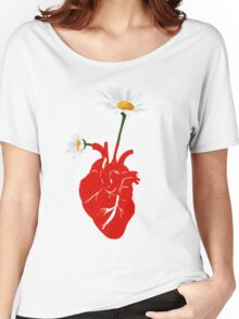 A Growing Heart Women's Relaxed Fit T-Shirt