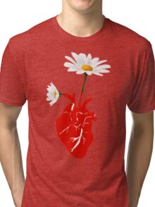A Growing Heart Tri-blend T-Shirt