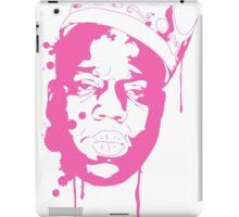 Biggie Smalls / Pink iPad Case/Skin