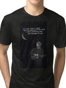 all of the stars Tri-blend T-Shirt