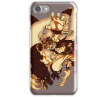 Natsu and Igneel iPhone Case/Skin