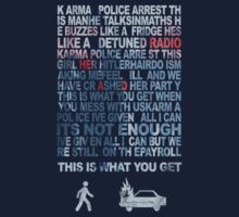 Karma Police by mrspringheeled