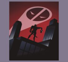 Deadpool: The Animated Series Kids Clothes