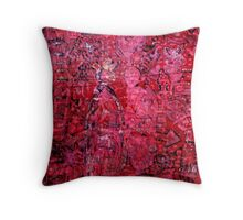 Illude 8 Throw Pillow