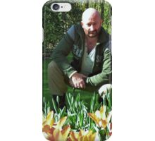 Troy - Grow in Kindness iPhone Case/Skin