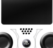 Playstation 4 Game Controller Sticker