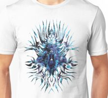 The Long Blue Face Unisex T-Shirt