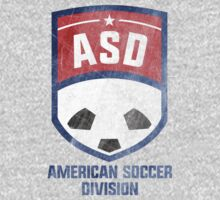 American Soccer Division 2.0 by newdamage