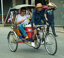 Rickshaw  by Rob Hawkins