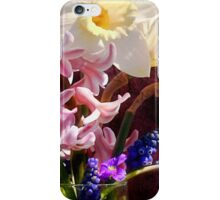 April... by the glassful iPhone Case/Skin