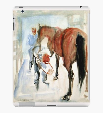 The Local Farrier iPad Case/Skin