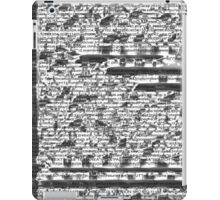 Fragmented Coding iPad Case/Skin