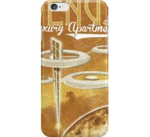 Vintage Venus Space Poster iPhone Case/Skin