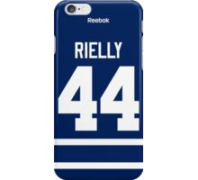 Toronto Maple Leafs Morgan Rielly Jersey Back Phone Case iPhone Case/Skin
