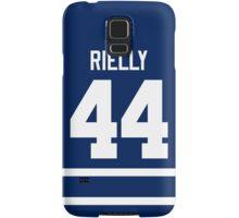 Toronto Maple Leafs Morgan Rielly Jersey Back Phone Case Samsung Galaxy Case/Skin