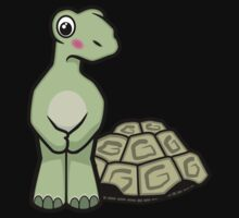Tort-ally Naked Tortoise Kids Clothes