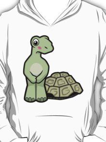 Tort-ally Naked Tortoise T-Shirt