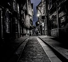 The Shambles nightlife by collpics