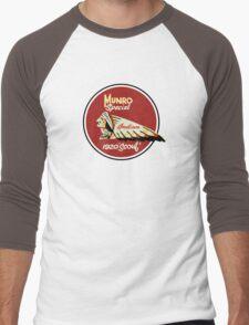 Worlds Fastest Indian Men's Baseball ¾ T-Shirt