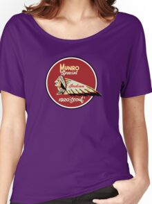 Worlds Fastest Indian Women's Relaxed Fit T-Shirt