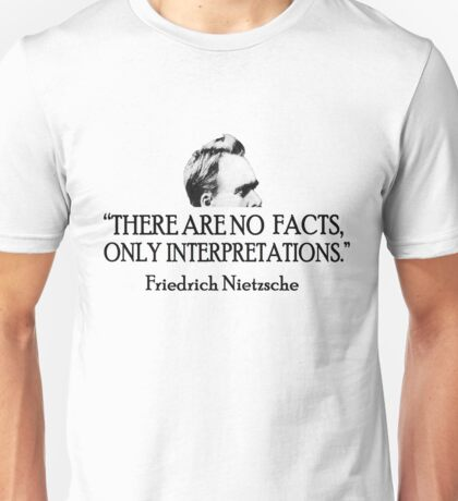Interpretations Unisex T-Shirt