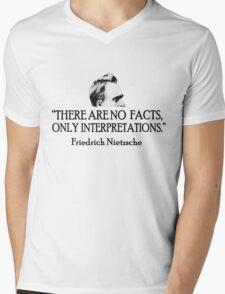 Interpretations Mens V-Neck T-Shirt