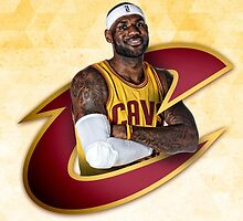 Lebron James by RajEscobar