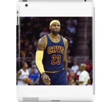 Lebron James - The King iPad Case/Skin