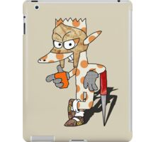 Qart Hedgeson. (Further Edition) iPad Case/Skin