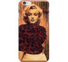 Marilyn Monroe Series iPhone Case/Skin