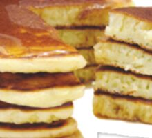 Pancake Stack Sticker