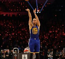 Stephen Curry - The MVP by RajEscobar