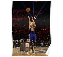 Stephen Curry - The MVP Poster