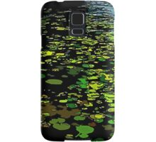 Lily Pads on Chautauqua Lake Samsung Galaxy Case/Skin