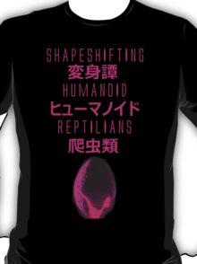 shapeshifterz 0_0 T-Shirt