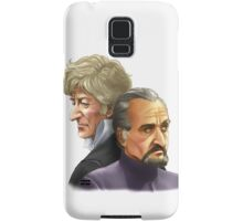 The Doctor and the Master Samsung Galaxy Case/Skin