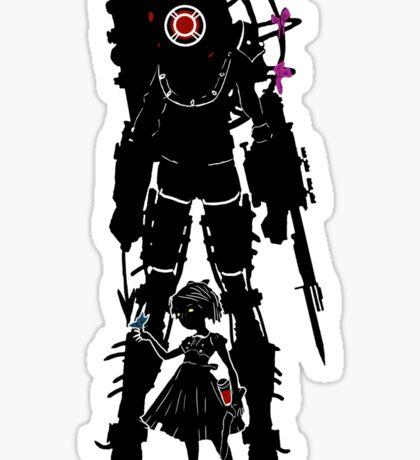 The Big Sister Sticker