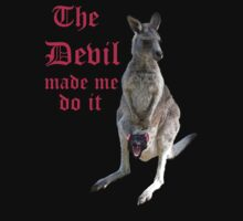The Devil Made Me Do It by twindragon