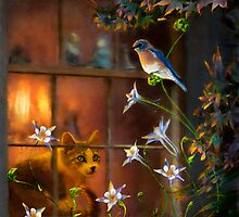 A Night Visitor by Hal Smith
