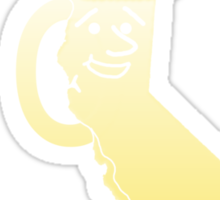 California Brewed Sticker