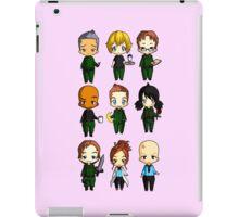 Chibi Stargate - Full Lineup iPad Case/Skin