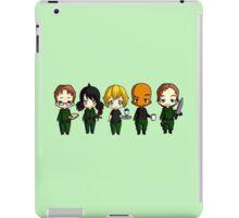 Chibi Stargate - Season 10 Team iPad Case/Skin