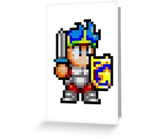 Wonder Boy Greeting Card