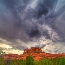 Cathedral Rock Vortex by Bill Wetmore