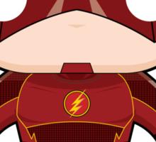 The Flash Funko Pop Sticker