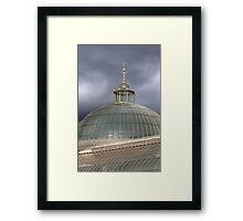 Kibble Rooftop Framed Print