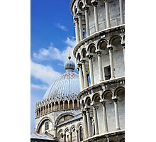 """Piazza dei Miracoli """"Square of Miracles"""" Detail Photographic Print"""