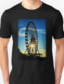 Seattle Great Wheel Unisex T-Shirt