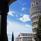 Leaning Tower of Pisa by paolo1955
